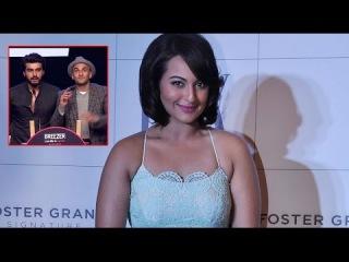 Bollywood Actress Sonakshi Sinha Goes The Diplomatic On AIB Roast!