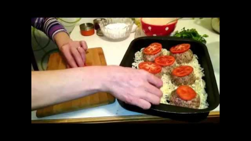Ленивые голубцы Рецепт в духовке пошагово приготовить ужин домашние классический быстро вкусно видео