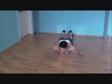 Упражнения для укрепления мышц спины.