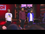 Comedy Club  Иван Пышненко, Дмитрий Кожома и Андрей Скороход   Кастинг на шоу  Танцы