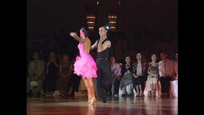 Slavik Kryklyvyy Karina Smirnoff Samba WSSDF2004
