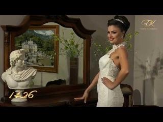 Collection of wedding dresses 2016 . Victoria Karandasheva.