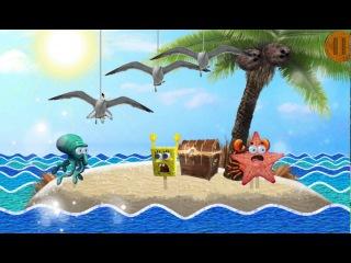 Spongebob Live From Bikini Bottom (Игра Жизнь в Бикини Ботом)