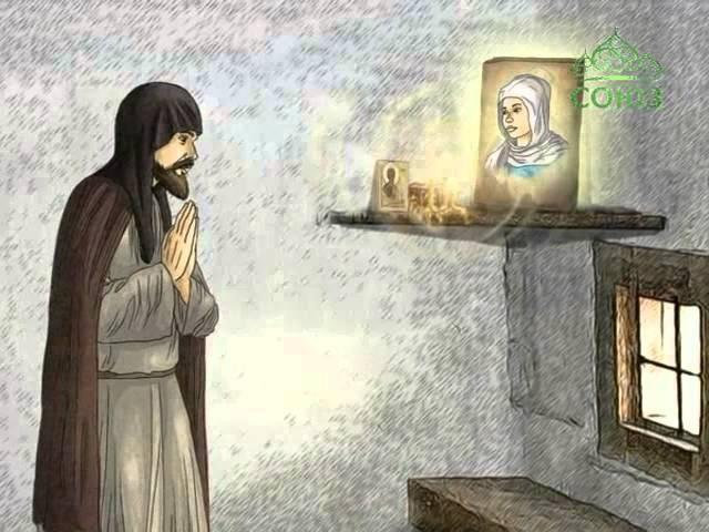 22 июня Преподобный Кирилл игумен Белоезерский