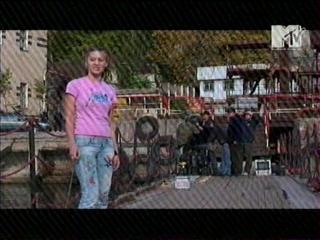 Ты кинозвезда MTV ( Сьёмки фильма Дерзкие дни ) 2006 ( видео  1 )