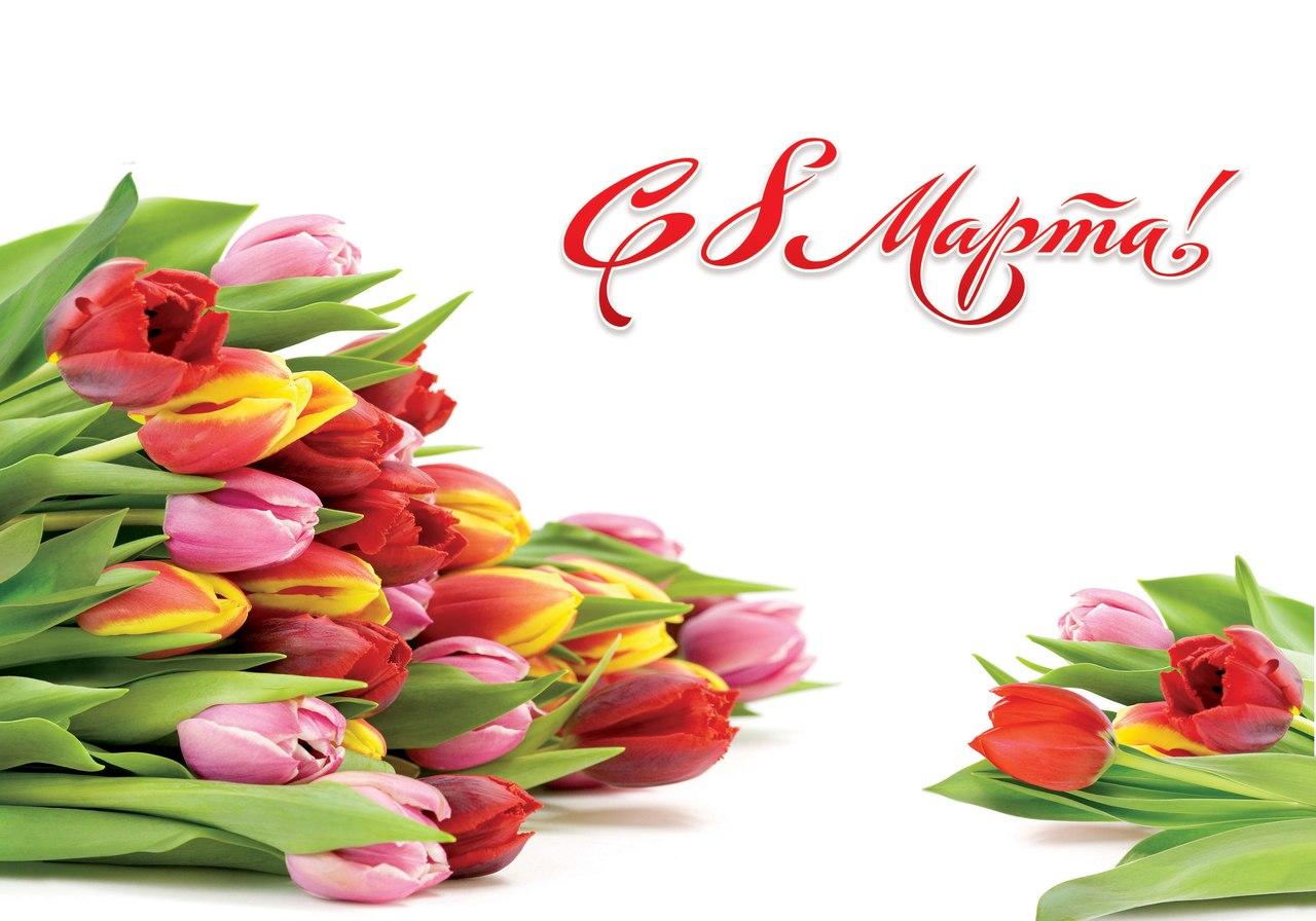 Коллектив группы компаний санкт-петербургский автобизнесцентр поздравляет всех женщин с весенним праздником 8 марта