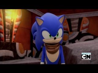 Sonic Boom / Соник Бум - 22 (субтитры)
