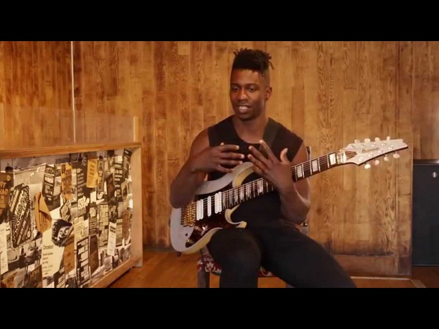Guitar Lesson: Tosin Abasi on tapping