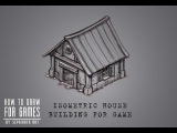 HOW to DRAW ISOMETRIC House