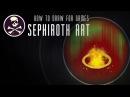 Sephiroth Art 19   Draw for game - Isometric Fire Pillar