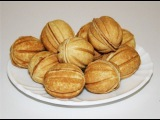 ОРЕШКИ со СГУЩЕНКОЙ. Готовим вместе с YuLianka1981 / nuts cookies with condensed milk