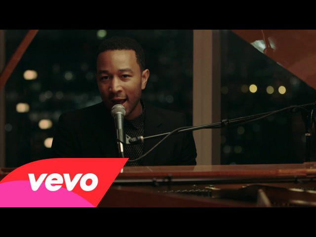 John Legend - Vevo Go Shows All Of Me