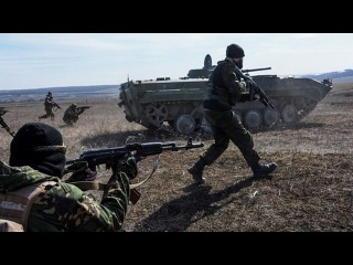 Ukraine War. Novorossiya Forces in Heavy Clashes during Fail Attack on UA Positions