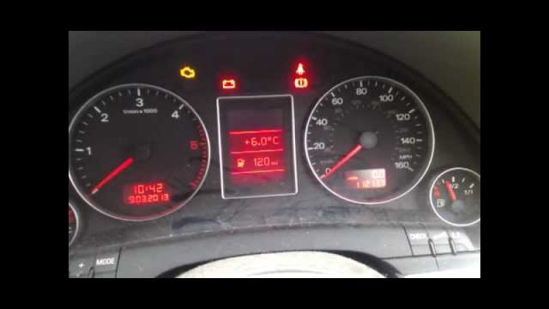 Audi A4 Avant 2.0tdi 2006 with digiprog