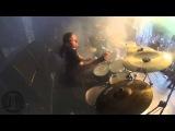 AZARATH Supreme Reign of Tiamat-Live at METALFEST 2013 (Drum Cam)