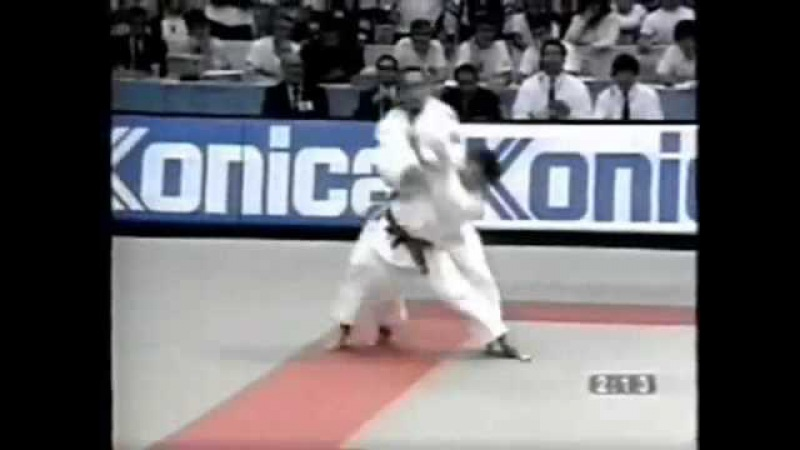 Toshihiko Koga - Judo