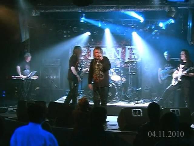 Группа АВГУСТ - Концерт В Клубе Plan B, \ 04. 11. 2010г.
