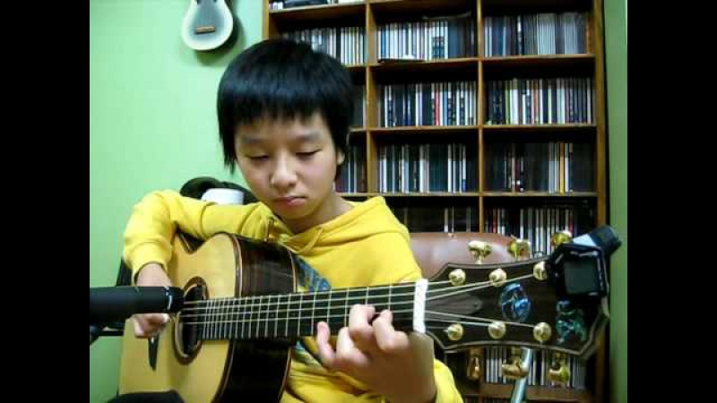 (J.S Bach) Air On A G-String - Sungha Jung