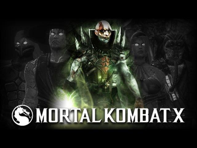 Mortal Kombat X: Quan Chi is BROKEN vs Perfect Legend! Kung Lao VS Quan Chi! MKX Tournament 2015!