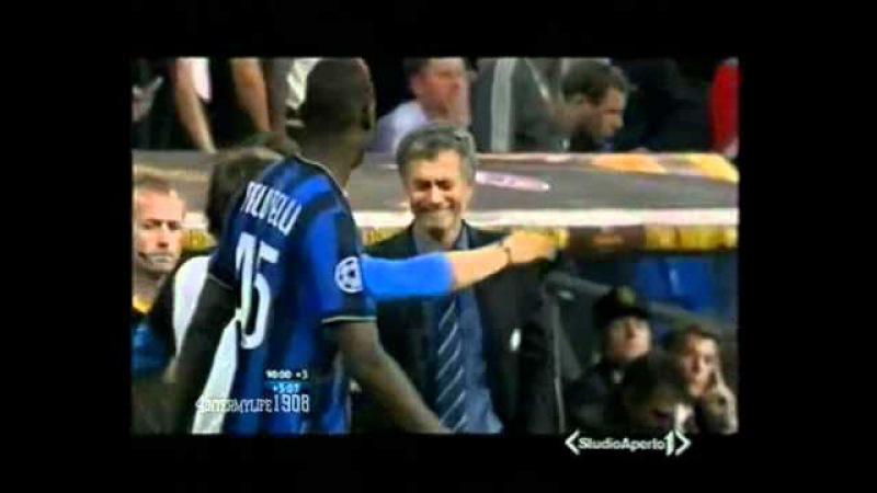 Josè Mourinho in Inter compilation