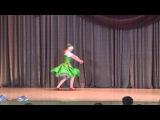 Русский танец ( Постановка Пашкова Д. В. ) музыка Русская народная музыка Полянка