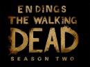 Ходячие Мертвецы Второй Сезон Все концовки с субтитрами/The Walking Dead Season Two All Endings