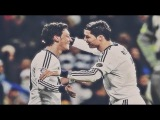 Mesut Özil - All Assists on Cristiano Ronaldo ● Real Madrid ● 2010-2013 ● by Andrey Gusev