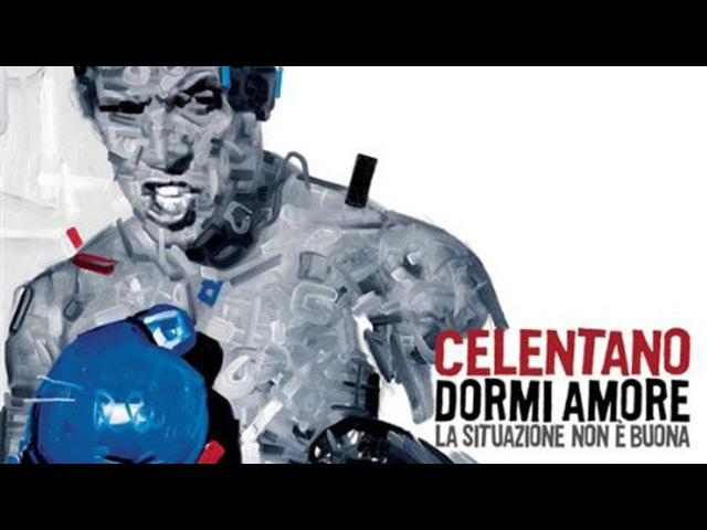 Adriano Celentano - Dormi amore, la situazione non è buona (2007) [FULL ALBUM] 320 kbps