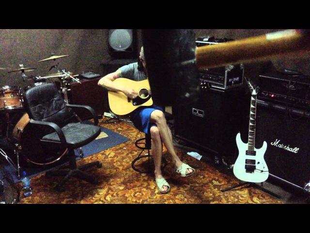 Alatheus - Hole (Grey Daze Acoustic Cover)