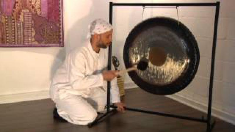 28 Inch Paiste Symphonic Gong - Vidalia Yoga