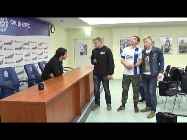 Команда КВН ТДТП, Визитка, 1/8 финала чемпионата КаВуН