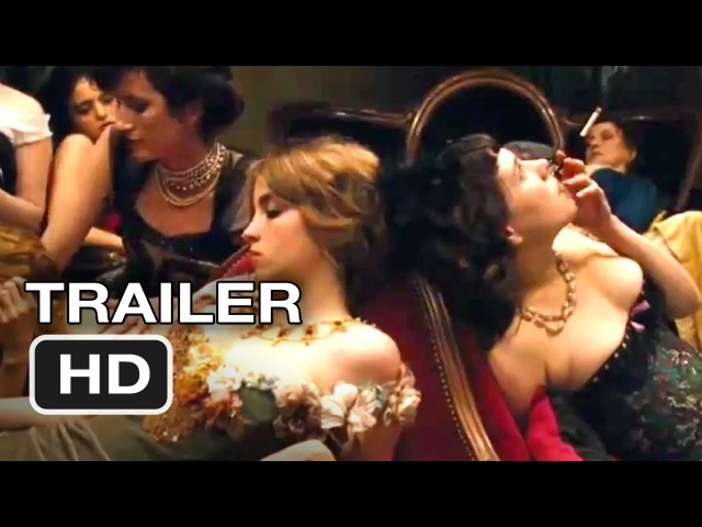 House of Pleasures Official Trailer 1 - L'Apollonide Movie (2011) HD
