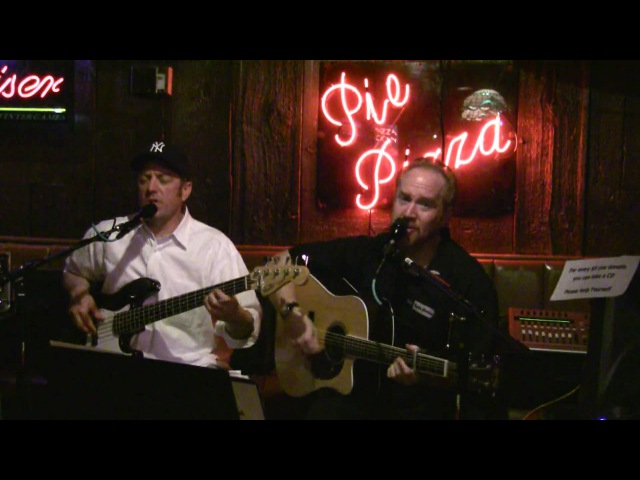 The Sound of Silence acoustic Simon Garfunkel cover Mike Massé and Jeff Hall