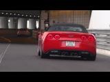 Chevrolet Corvette C6 Convertible - Amazing Accelerations! | vk.com/kmh300