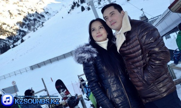 фото нурлан алимжанов с женой