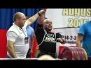 Эмин Мамедов-новый мировой рекорд.