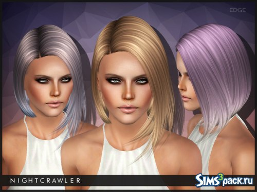 Прическа EDGE от Nightcrawler