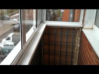 Остекление обычного балкона. как правильно подготовить, укре.