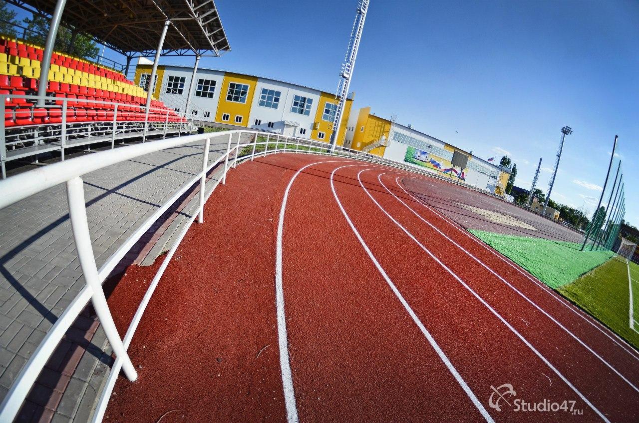 Стадион в Борисоглебске