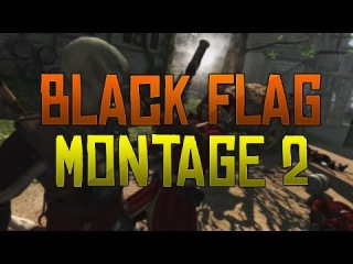Assassin's Creed 4 - Kill Montage 2 (AC4 Black Flag)