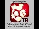 Thorgan Hazard's goal Borussia