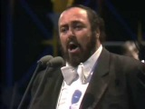 Luciano Pavarotti 'O Sole Mio'