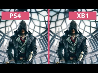 Assassin's Creed Syndicate – PS4 vs. Xbox One Graphics Comparison [FullHD][60fps]