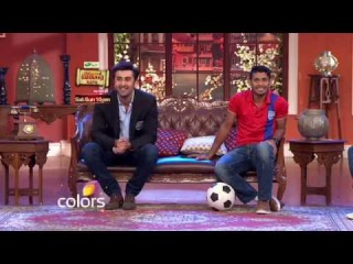 Comedy Nights With Kapil: Ranbir Kapoor