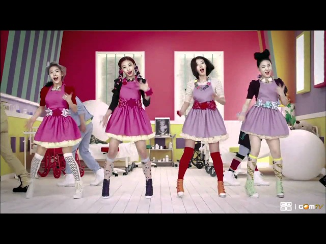 [HD] CO-ED SCHOOL (남녀공학) - 삐리뽐 빼리뽐 (Bbiribbom Bbaeribom) M/V