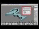 3ds Max Lesson 5: Импорт объекта из CorelDRAW в 3ds Max