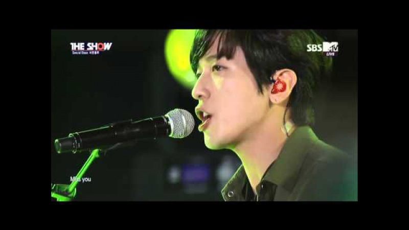20151006 _ CNBLUE - Cant Stop [더쇼 원 아시아 서울 메가 콘서트]