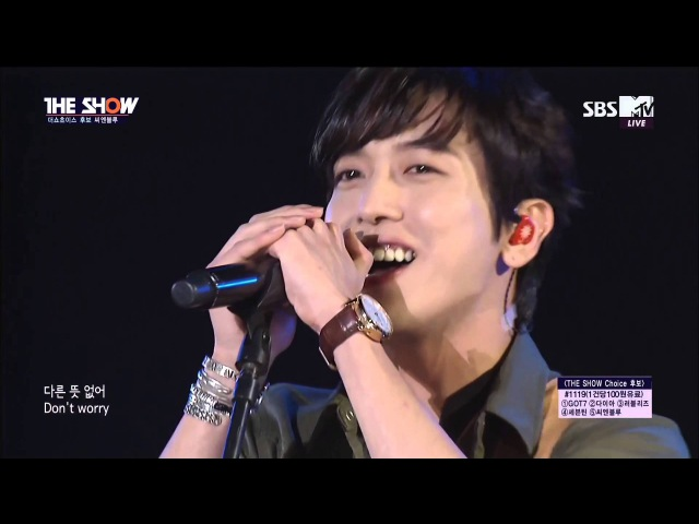 20151006 _ CNBLUE - 신데렐라 [더쇼 원 아시아 서울 메가 콘서트]
