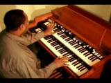 Just a Closer Walk with Thee, Hammond B3