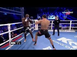 PAVEL ZHURAVLEV VS FREDDY KEMAYO FULL FIGHT 26.09.2015